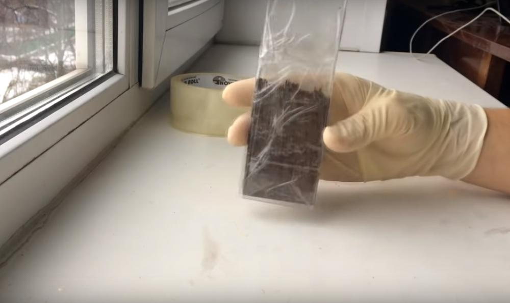 Процесс изготовления сережек из эпоксидной смолы шаг 6