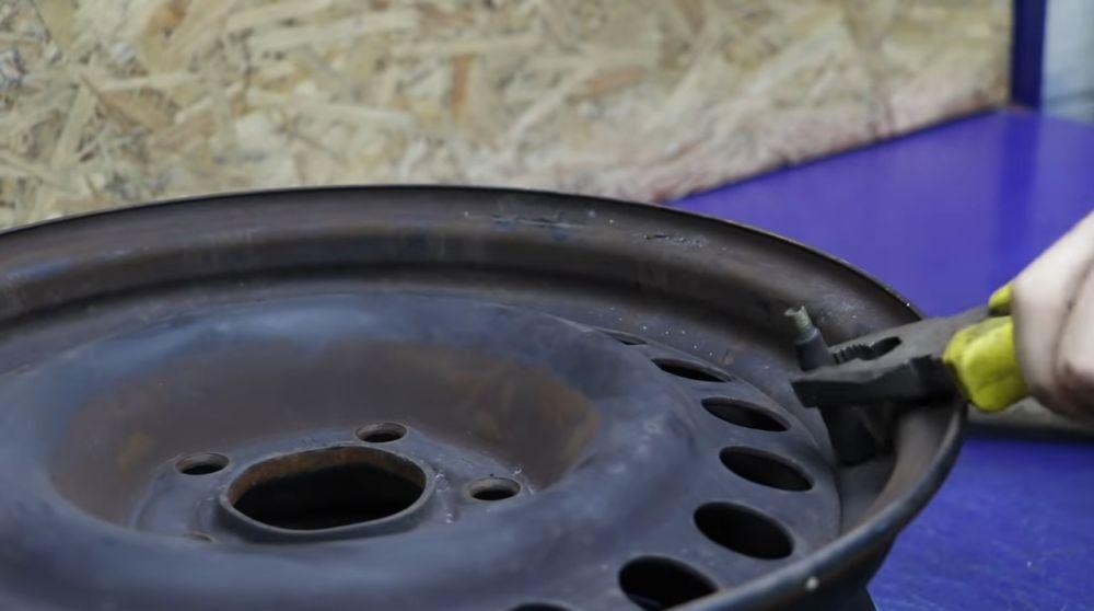 Процесс изготовления мангала гриля шаг 4