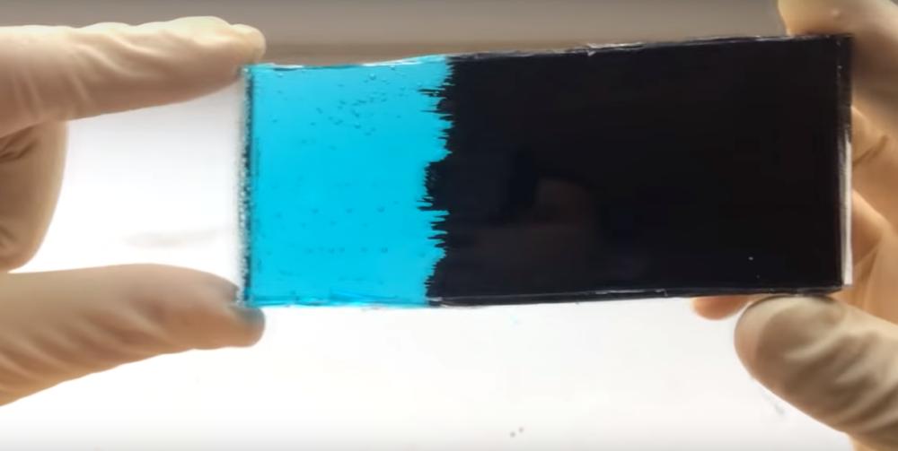 Процесс изготовления сережек из эпоксидной смолы шаг 13