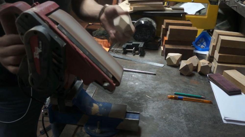 Процесс изготовления туми иши шаг 4