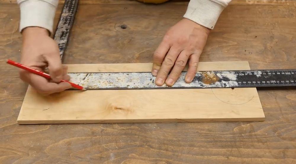 Процесс изготовления насадки для фрезера шаг 5