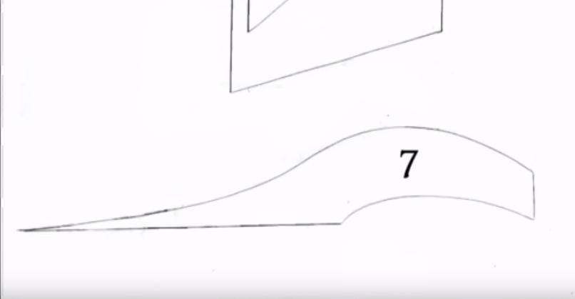 Процесс изготовления шлема дарта вейдера шаг 58