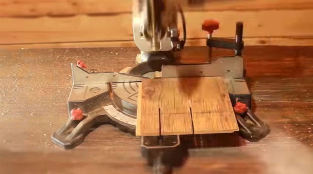 Подготовка опалубки из ламината