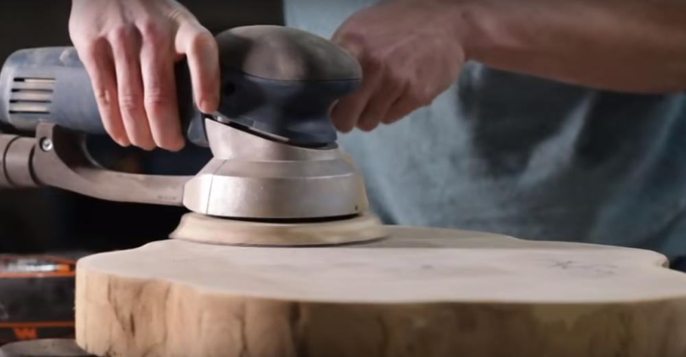 Процесс изготовления люстры лофт шаг 6