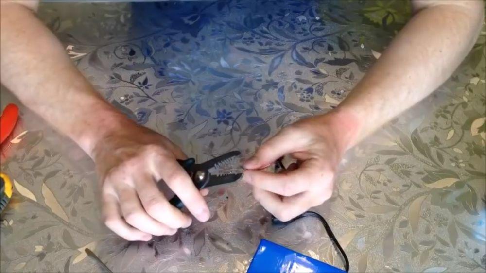Процесс изготовления подводной камеры шаг 5