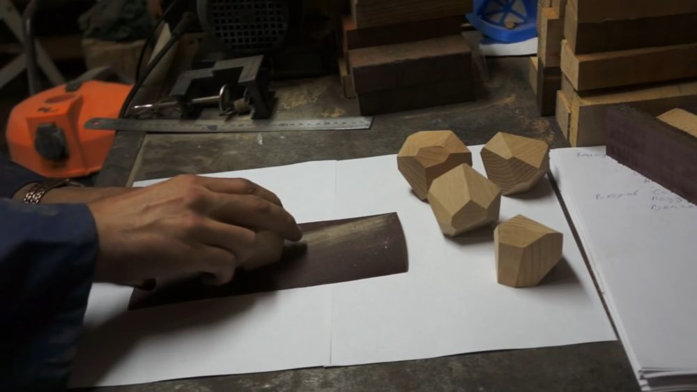 Процесс изготовления туми иши шаг 5