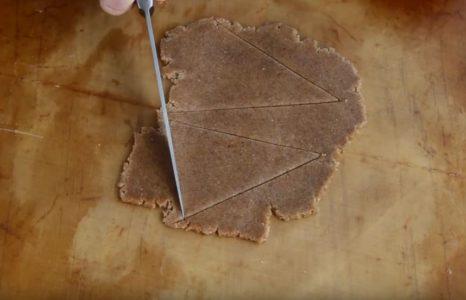 Процесс изготовления имбирных пряников шаг 6