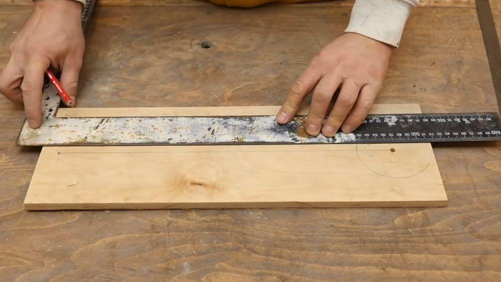 Процесс изготовления насадки для фрезера шаг 6