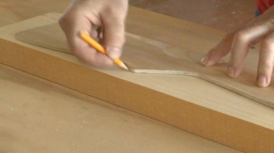 Процесс изготовления ппш из дерева шаг 6