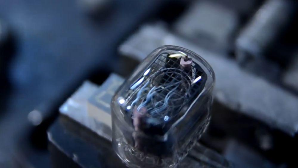 Светодиодные SMD индикаторы 8-ми разрядные