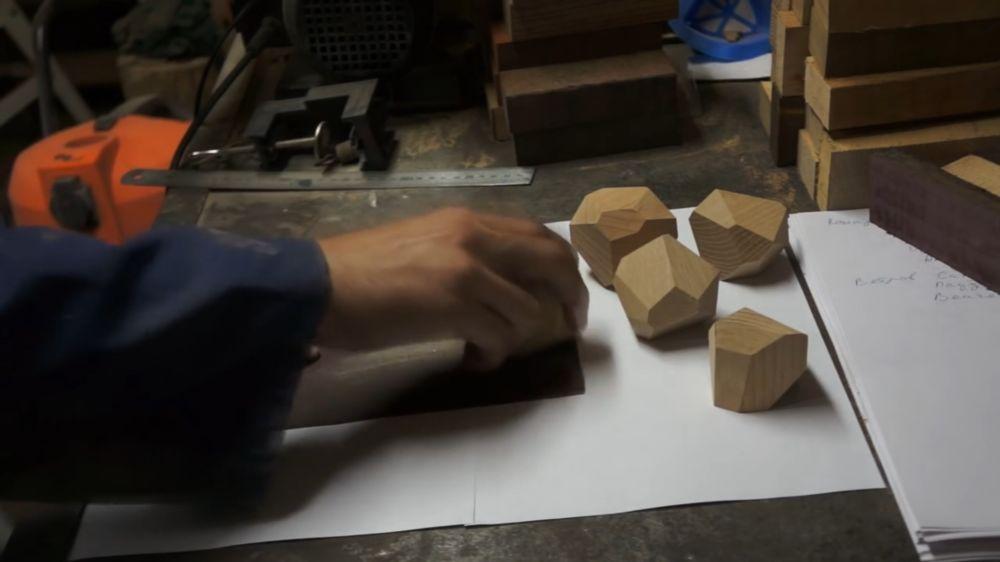 Процесс изготовления туми иши шаг 6