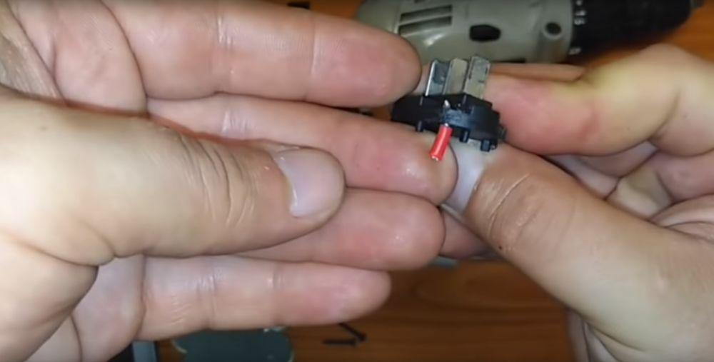 Самая дешевая переделка шуруповерта с Ni-Cd на Li-Ion аккумуляторы