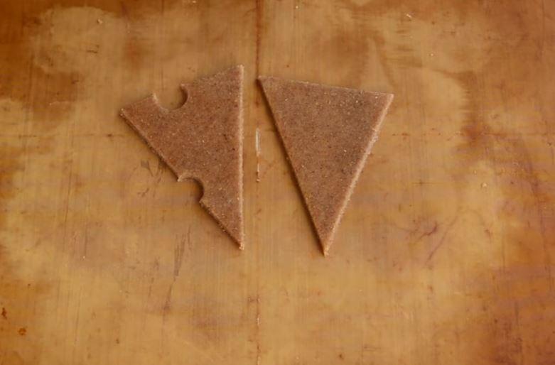 Процесс изготовления имбирных пряников шаг 7