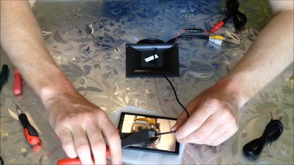 Процесс изготовления подводной камеры шаг 7