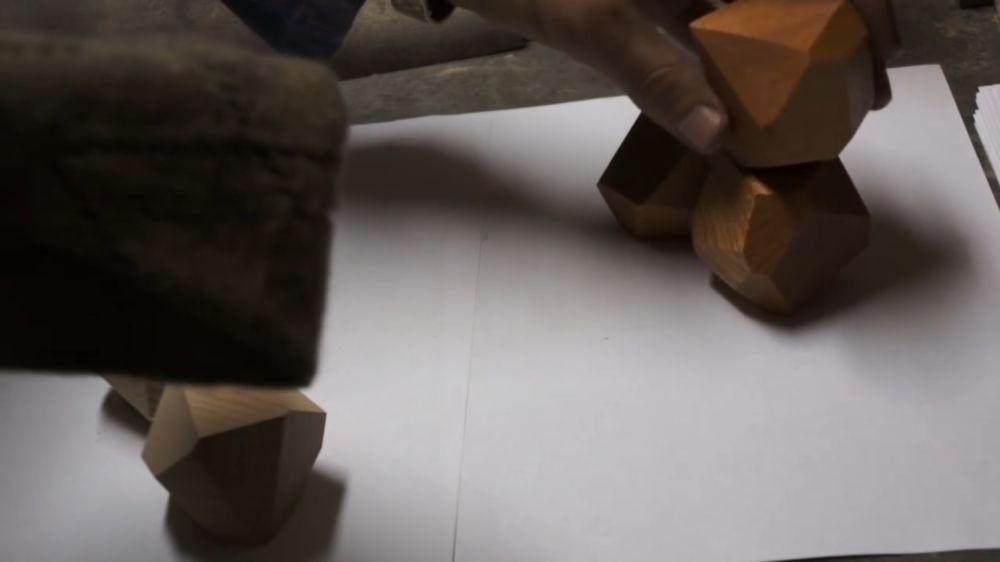 Процесс изготовления туми иши шаг 7
