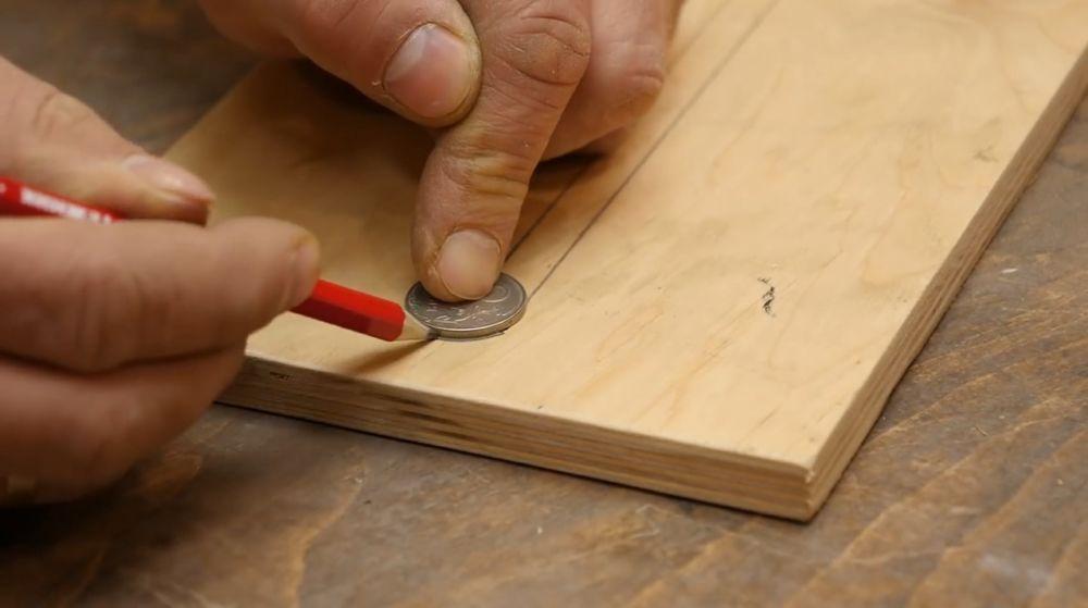 Процесс изготовления насадки для фрезера шаг 8
