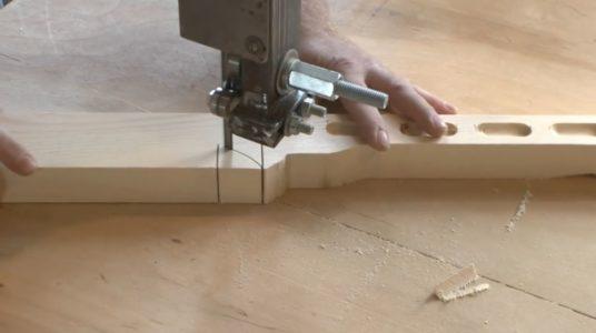 Процесс изготовления ппш из дерева шаг 8