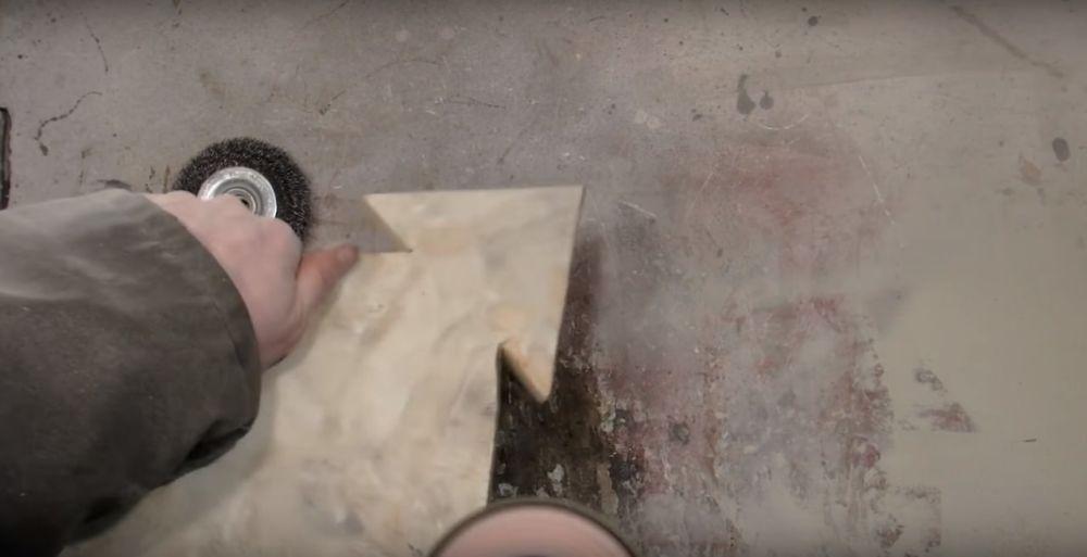 Процесс изготовления елки стимпанк шаг 8