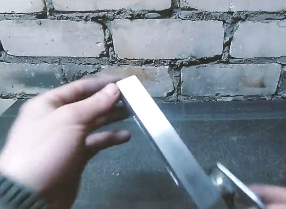 Процесс изготовления ленточной шлифовальной машины шаг 18