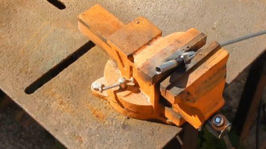 Процесс изготовления Гибкого удлинителя для шуруповерта шаг 4