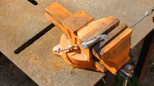 Процесс изготовления Гибкого удлинителя для шуруповерта шаг 5