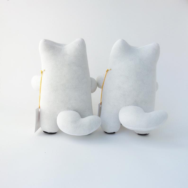 Кошка из носков 8