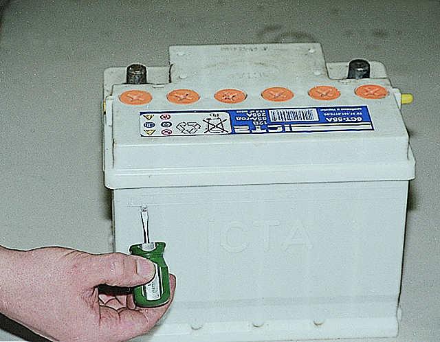 Как сделать электролит