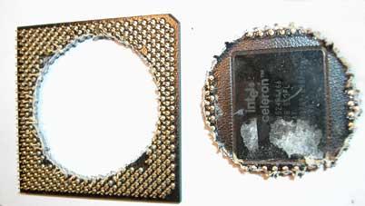 Будильник из процессоров