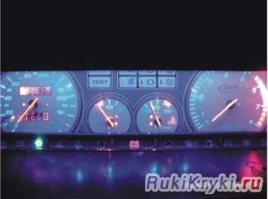 Тюнинг приборной панели Ваз 2109