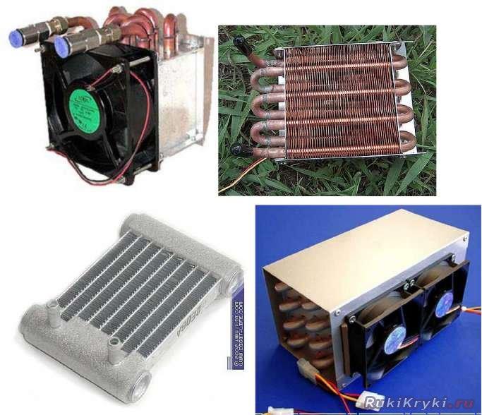 Система водяного охлаждения компьютера