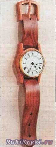 Часы на стену своими руками