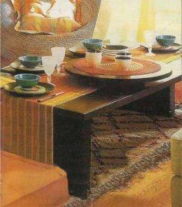 Журнальный и кофейный столик