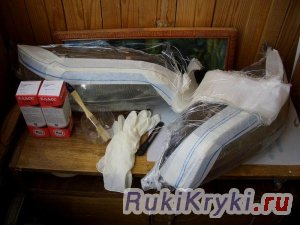 Изготовление ресничек и полировка фар