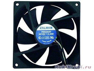 Восстановление работоспособности вентиляторов