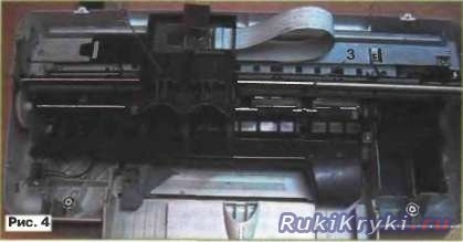 Ремонт и эксплуатация струйного принтера