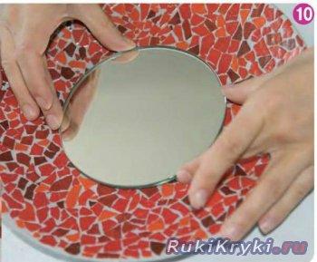 Зеркальце своими руками