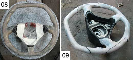 Тюнинг руля