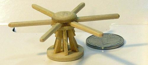 Шлифовальный станок из жёсткого диска