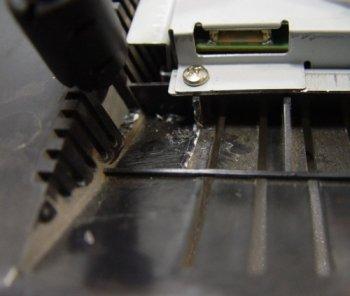 Сенсорная панель из обычного монитора