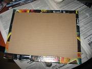 Рамка из бумаги