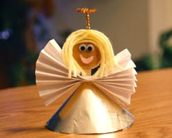 Новогодний ангел