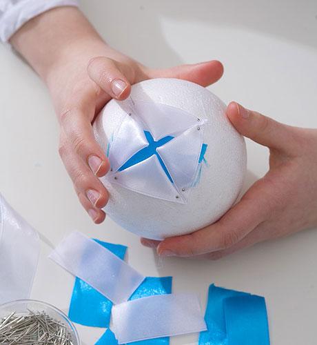 Елочные игрушки своими руками 2