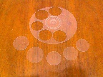 Машинка для полировки поцарапанных CD/DVD дисков
