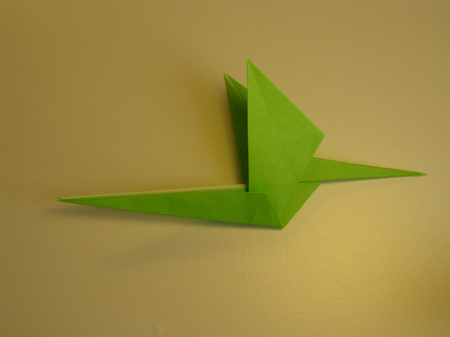 Оригами Дракон