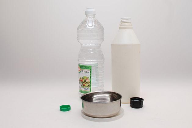 Чистящее средство своими руками