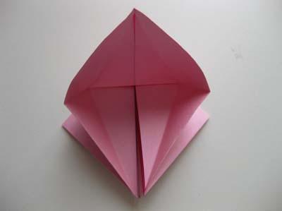 Оригами Плавающая звезда
