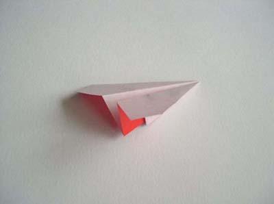 Маневренный бумажный самолетик