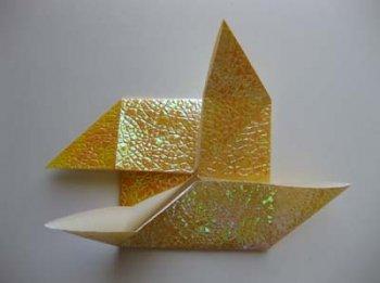 Оригами Мельница