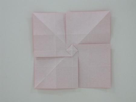 Оригами Роза Кавасаки