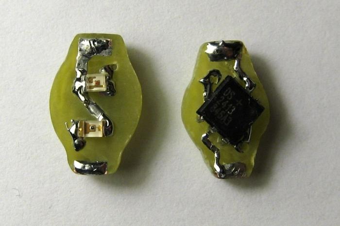 Электронное ожерелье